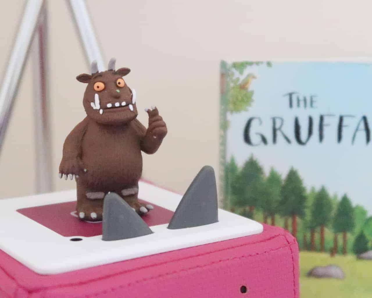 Celebrating World Book Day with Tonies® and the Gruffalo