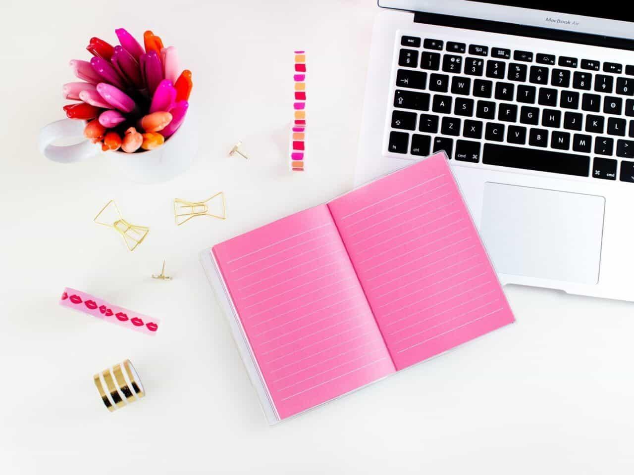 teenager start a blog
