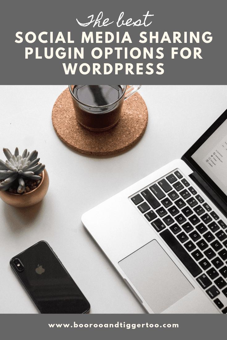 Blogging 101 | The Best Social Media Sharing Plugin Options