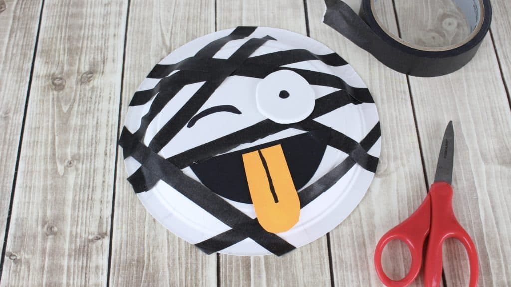 20 Halloween Paper Plate Craft Ideas Boo Roo And Tigger Too