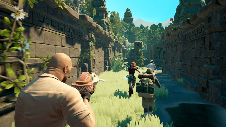 JUMANJI The Video Game Screenshot