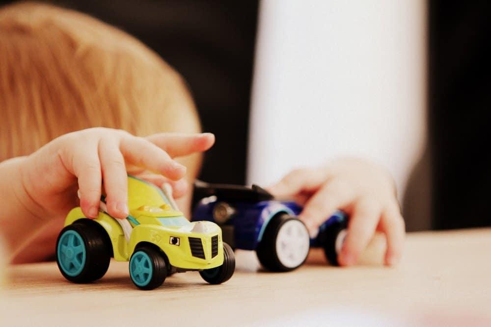 Toy Street - Cars