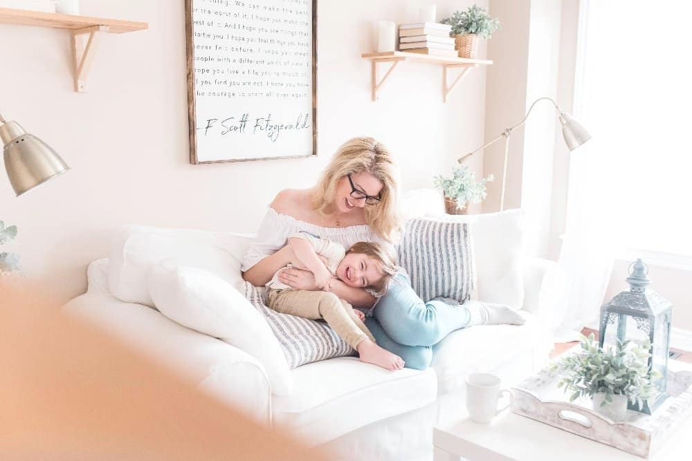 Self-Care Tips For Moms During Lockdown