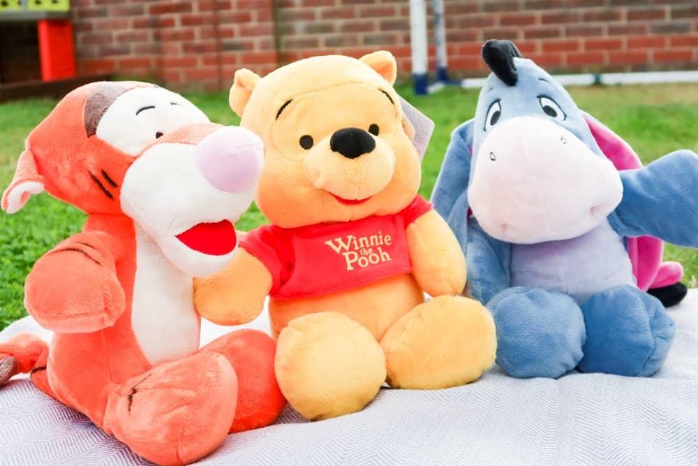 Winnie The Pooh Flopsies