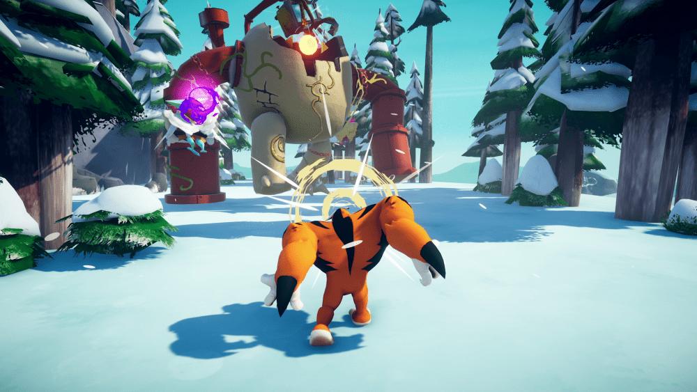 Ben 10 Power Trip screenshot