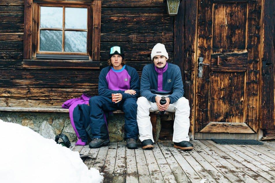 preparing for ski season - protest ski clothing