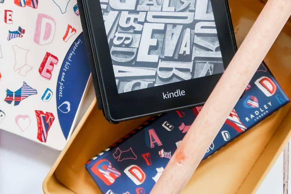 What I'm Kindle Reading - September