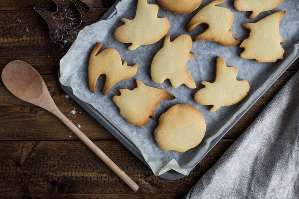 Halloween at home - Halloween cookies