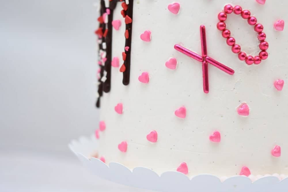 gifts for a nine-year-old girl - birthday cake