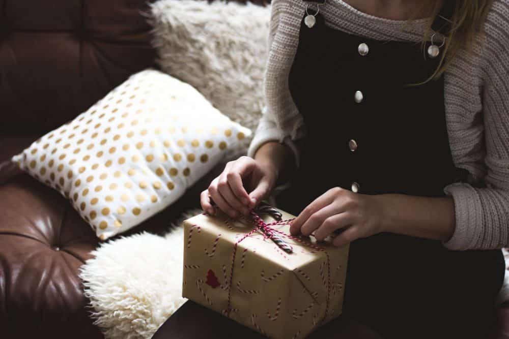 Gift Wrapping Sustainably this Christmas