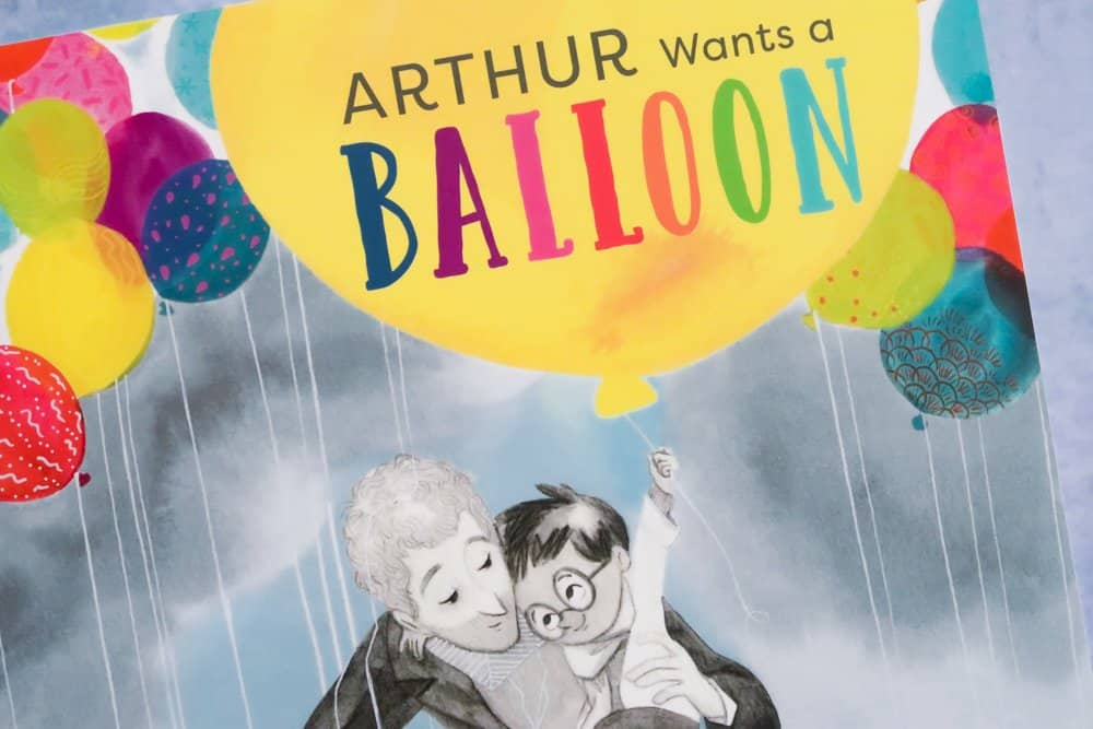 Arthur Wants A Balloon