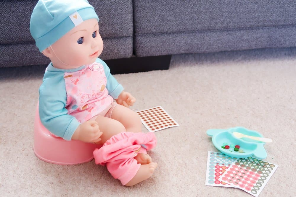 Baby Annabell - Lunch Time Annabell | Boo Roo and Tigger Too