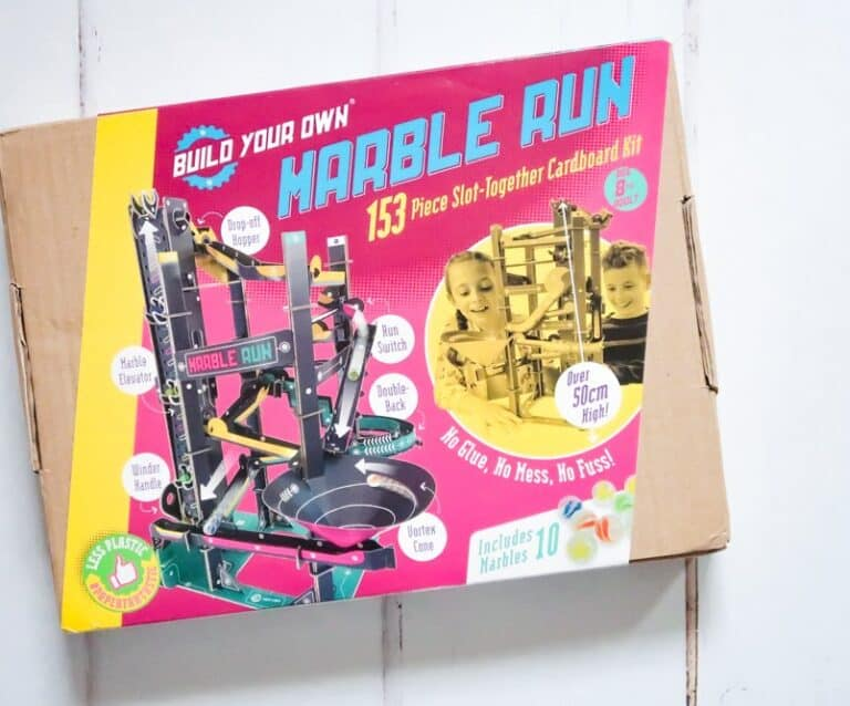Build Your Own Marble Run