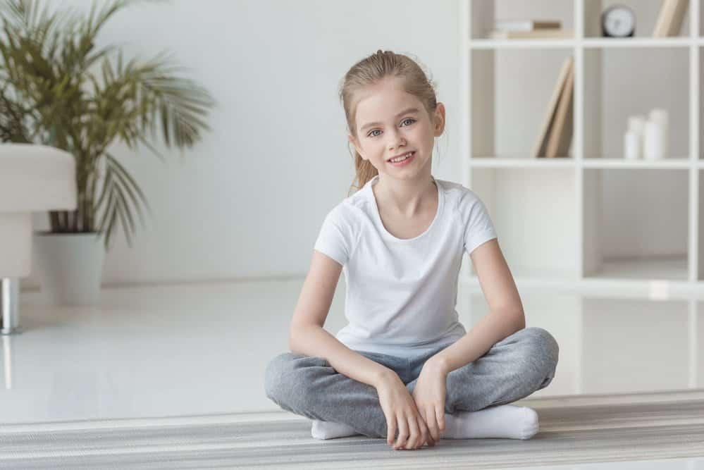 Kid-friendly activities at home - Yoga