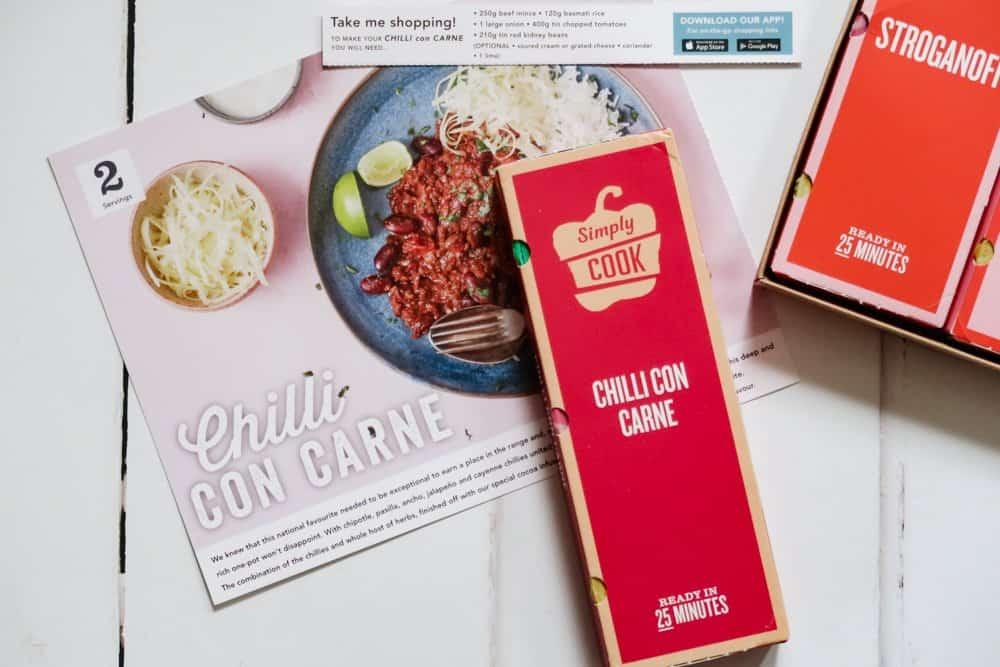 Simplycook Chilli Con Carne