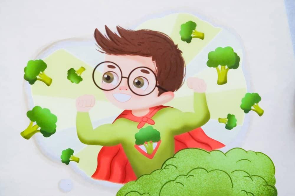Veggie Adventures - Mr Broccoli