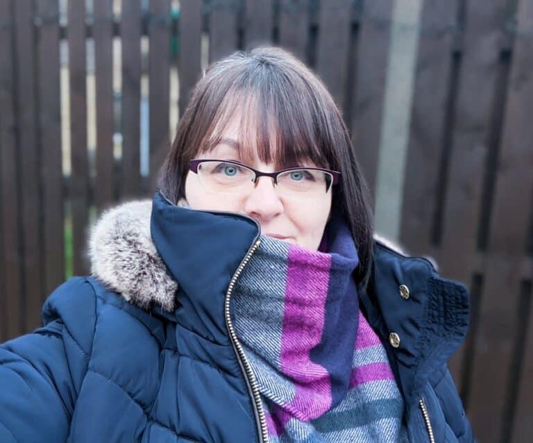Life In Lockdown Week 40 - Sarah Anguish