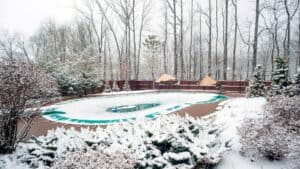 Tips for Keeping Your Pool Clean During Winter
