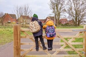 Life In Lockdown - Keyworker Children