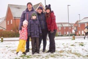 Life In Lockdown Week 44 - Snow