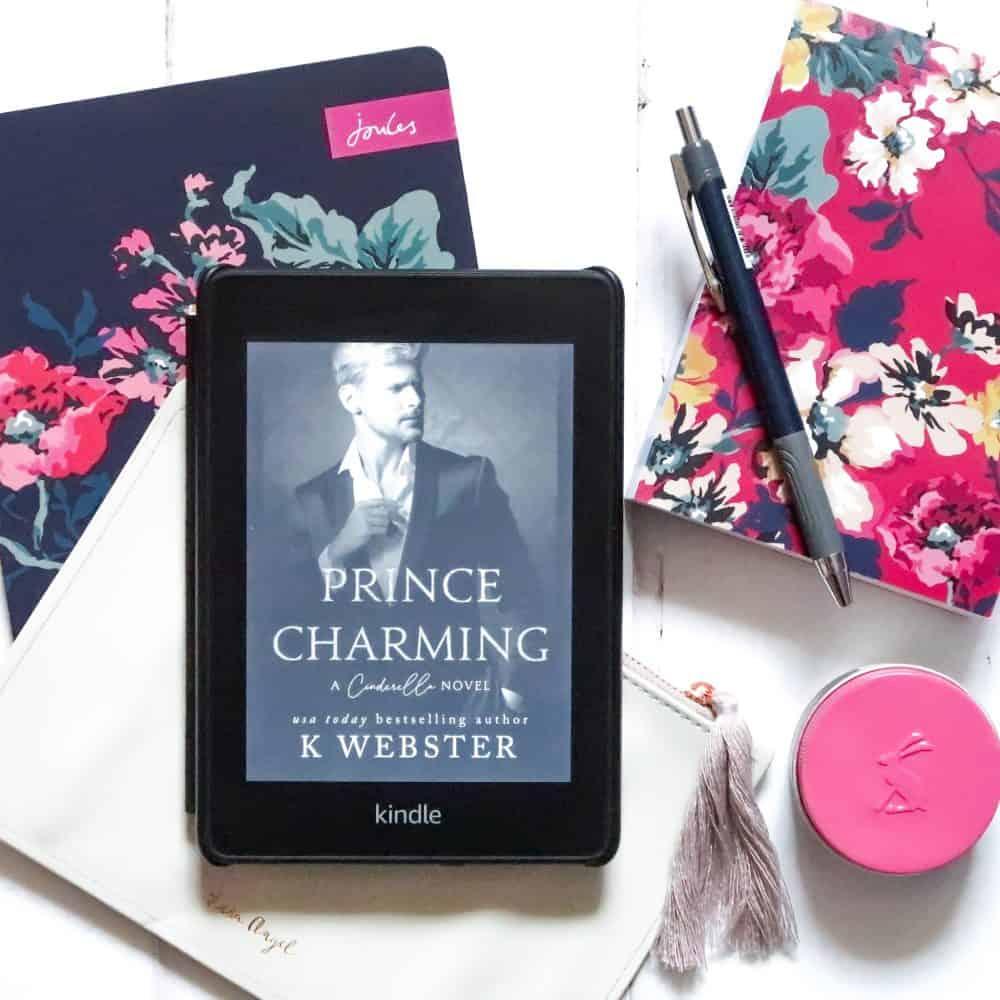 Prince Charming by K Webster #LittleLoves