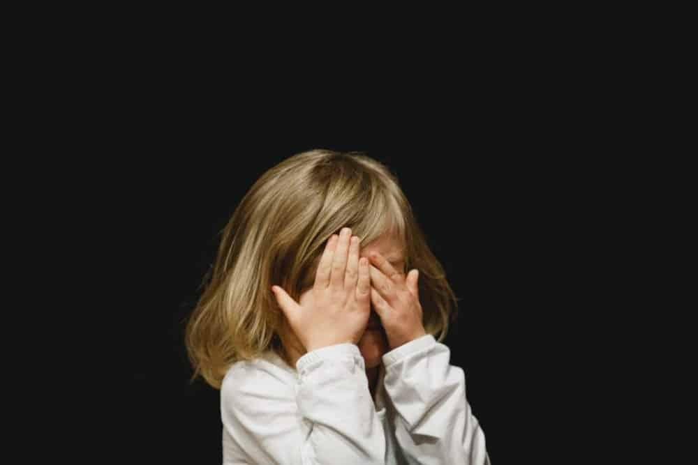 Dealing with anxiety in toddlers
