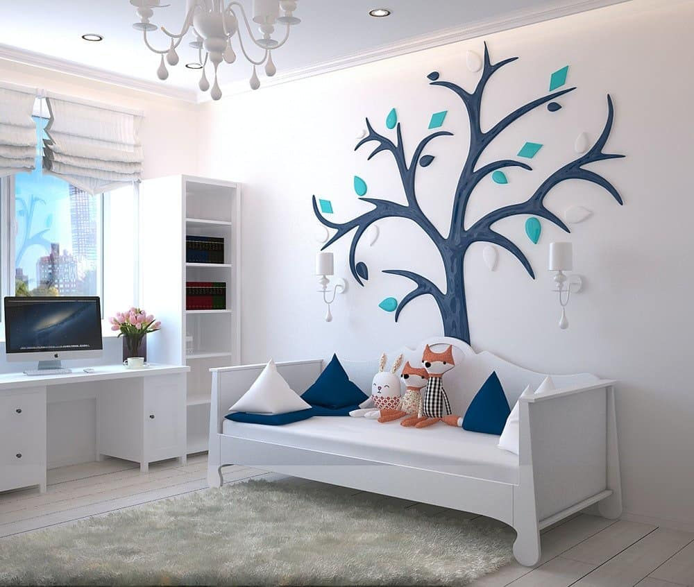 Money Saving Tips When It Comes To Decorating Your Children's Bedroom