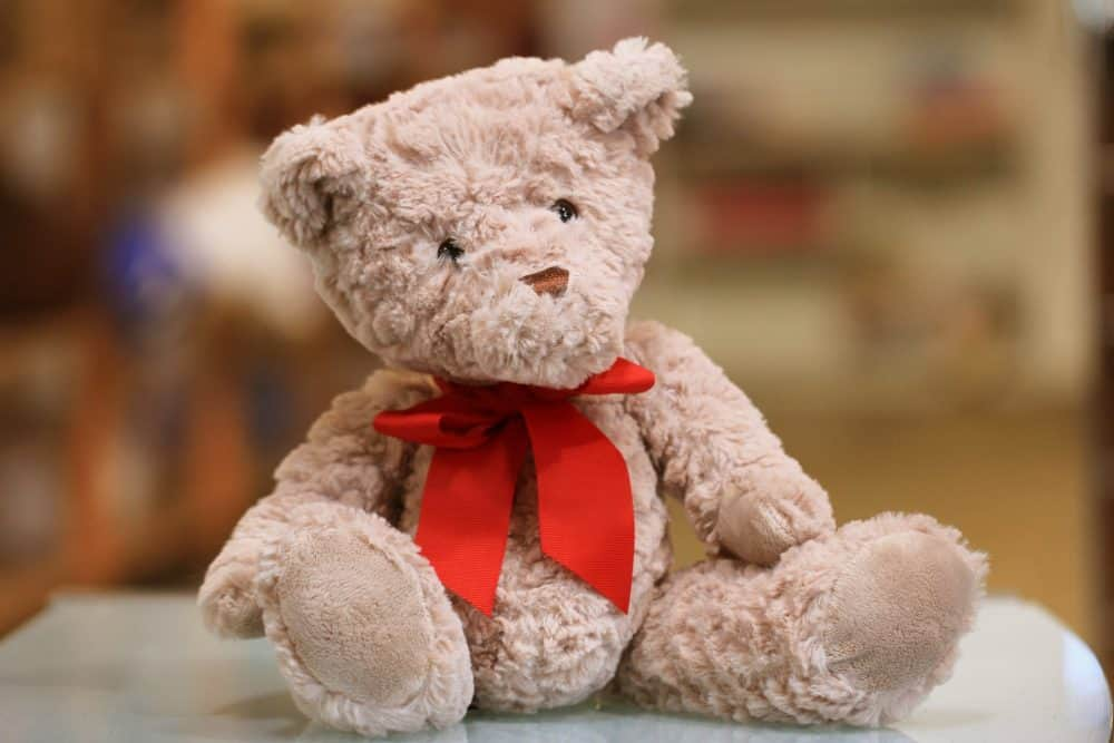 Toy Street - Teddy bear