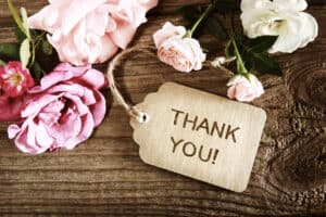 11 Ways To Say Thank You To Someone