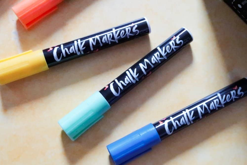 Chalkola 30 Chalk Markers