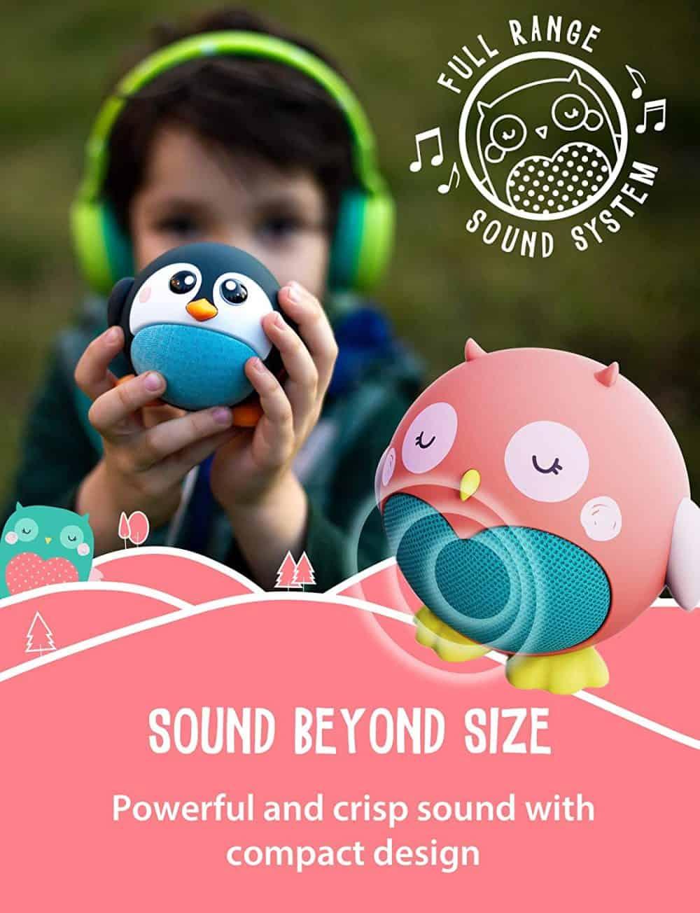 Planet Buddies Bluetooth Speaker