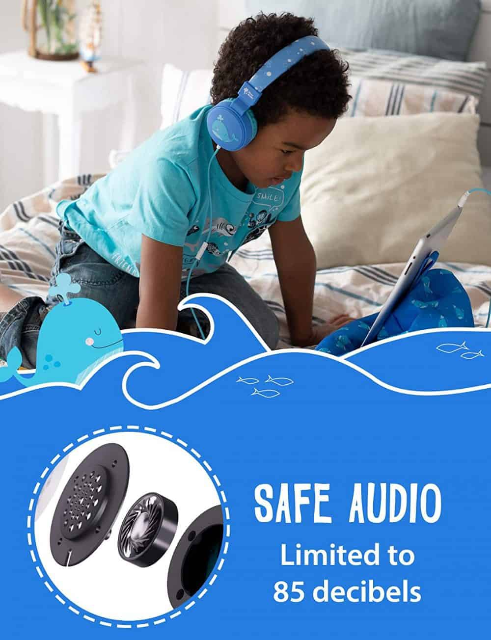 Planet Buddies Wired Headphones