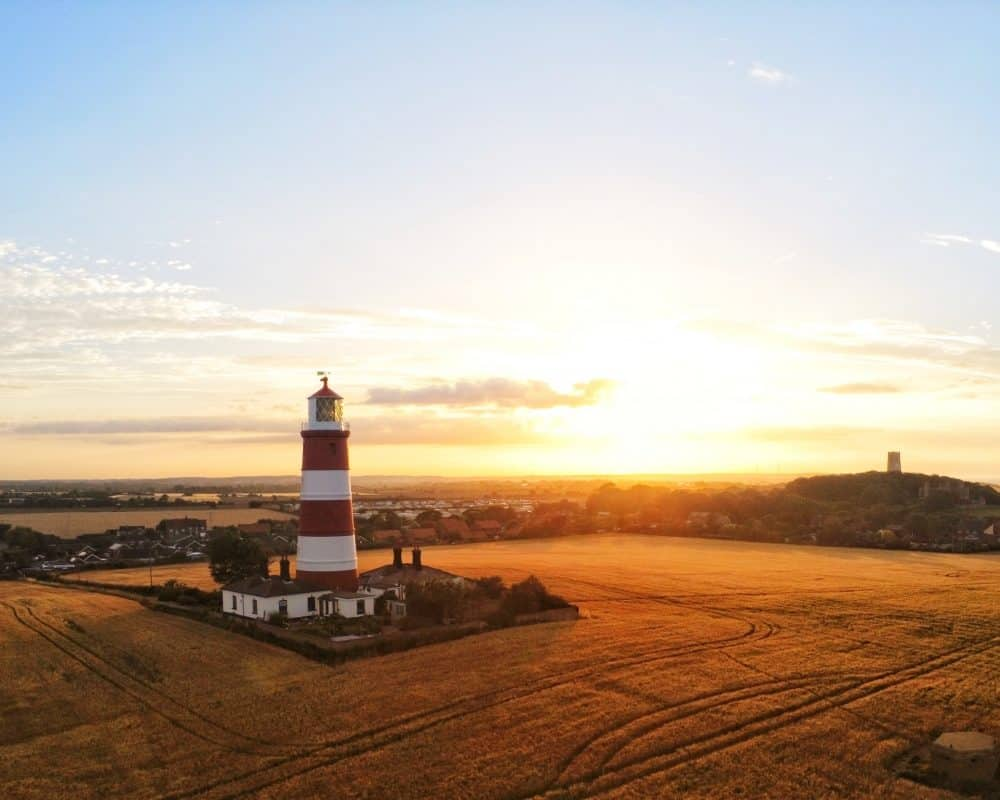 8 must-visit places in the UK - Happisburgh, Norfolk