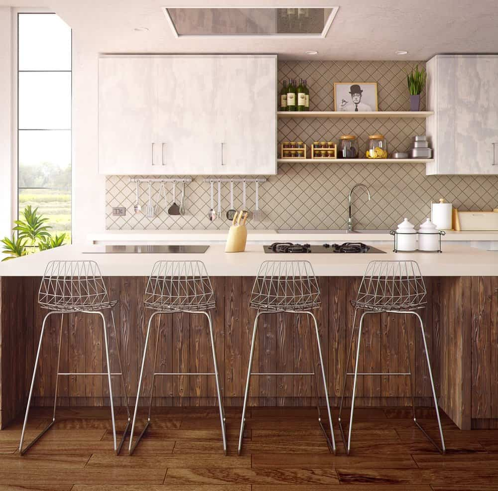How to Make the Most Out of a Decidedly Small Kitchen