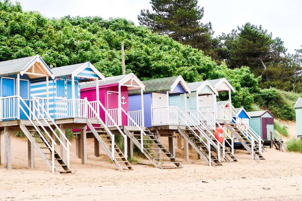 Wells Next The Sea #littleloves - Summer family adventures