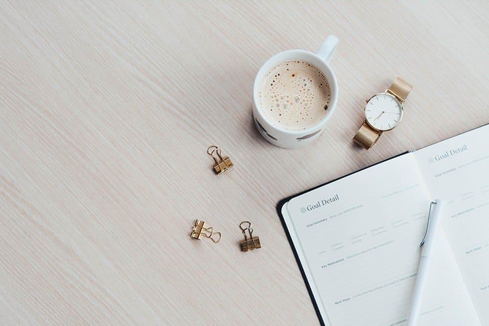 Monthly goals - Goal planning