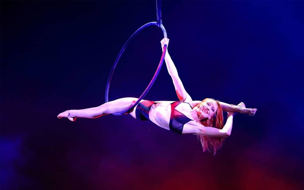 INTERLUDE in the CLOSE - Circus Cabaret Lates