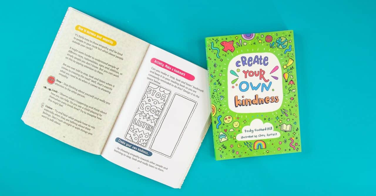 Create Your Own Kindness book