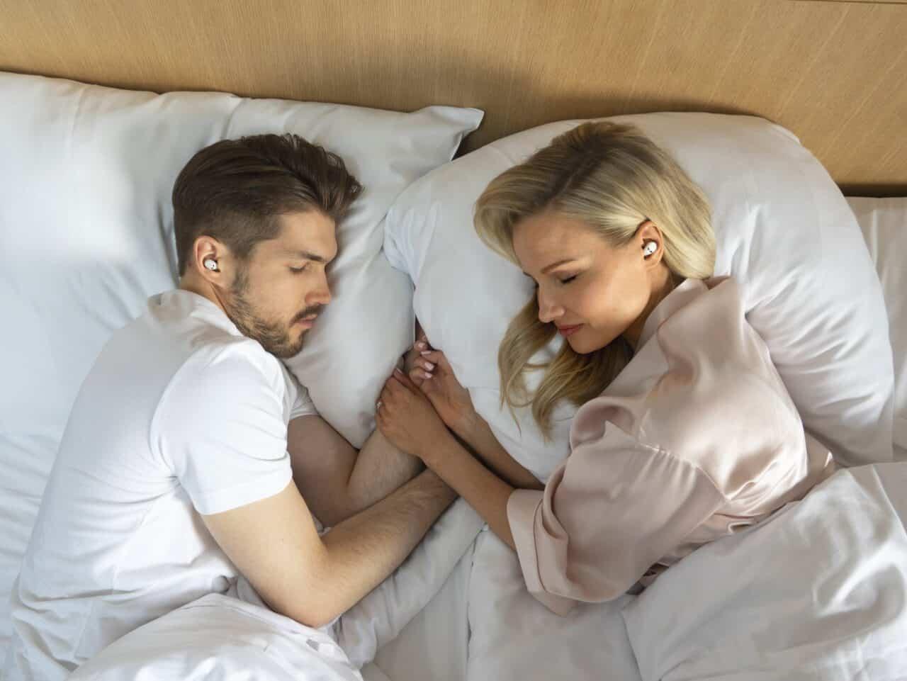 QuietOn - Parenting sleeping