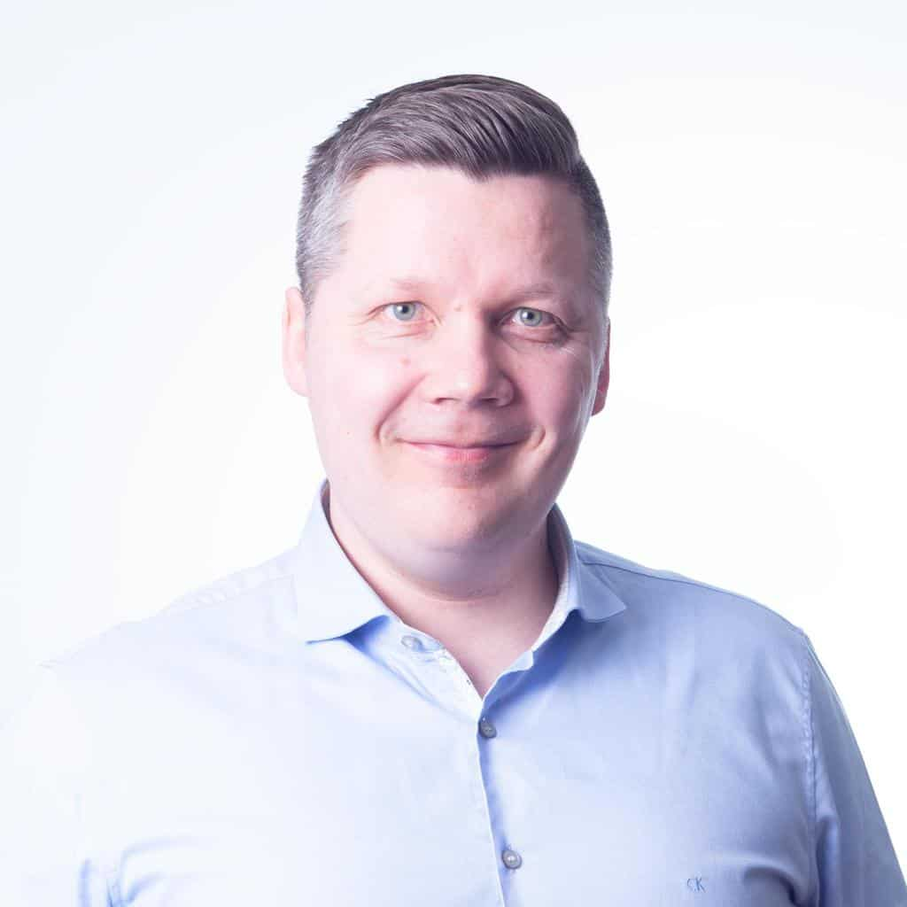 Janne Kyllönen is a founder and chief product officer at QuietOn