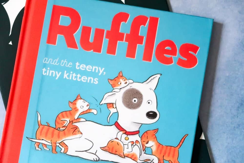 Ruffles and the Teeny Tiny Kittens
