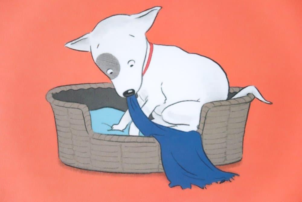Ruffles and the Teeny Tiny Kittens - Illustrations