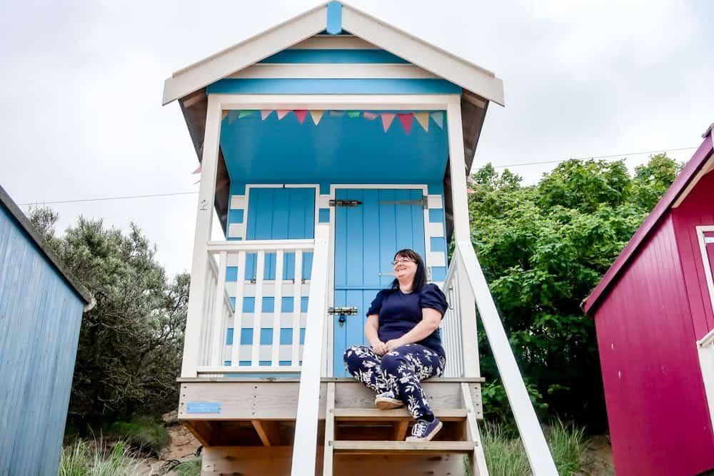 Wells Next The Sea - Sarah Beach Hut #LittleLoves