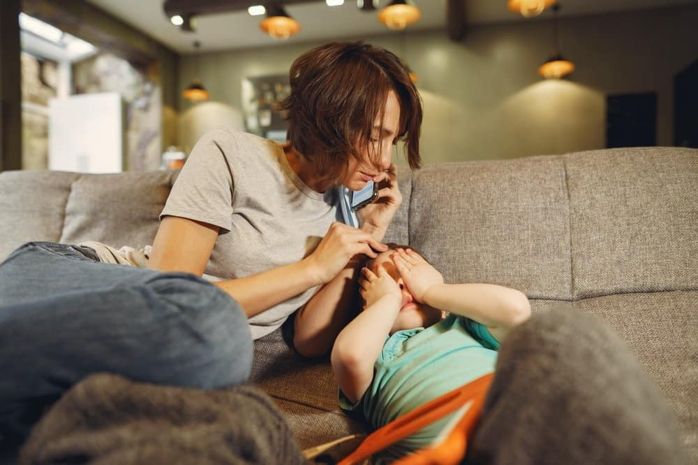 Parenting In Pandemic
