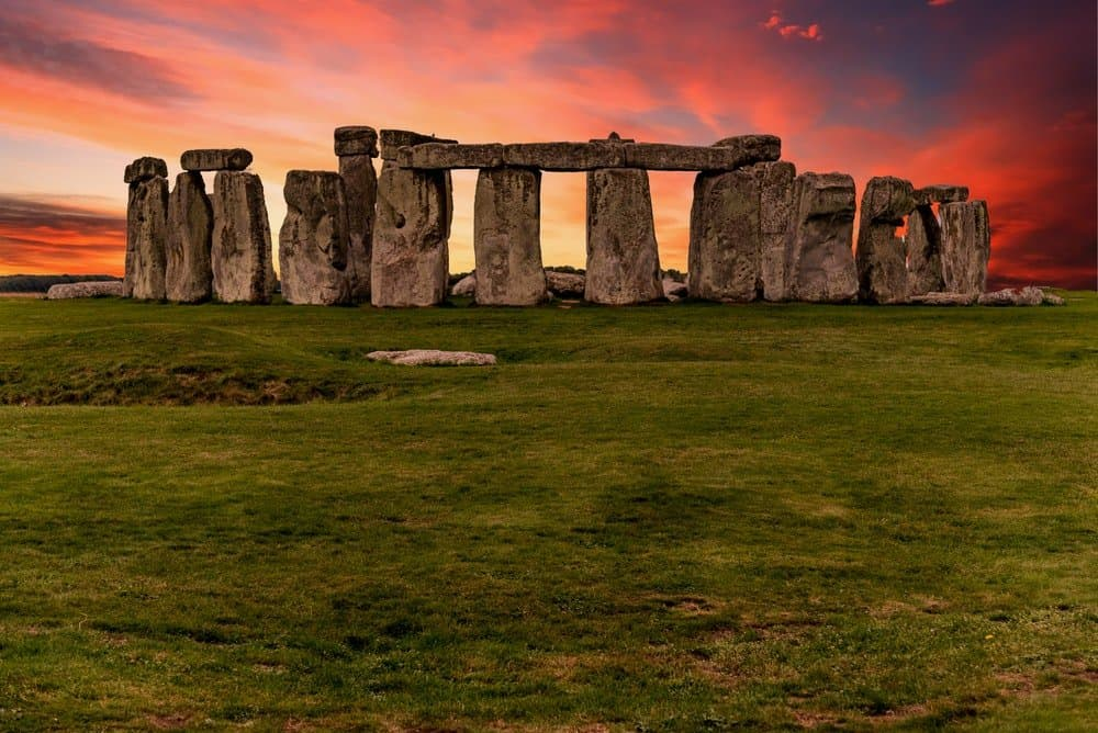 Stonehenge - educational attractions in England