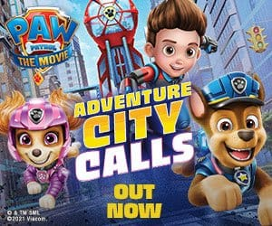 Paw Patrol Adventure City Calls Video Game