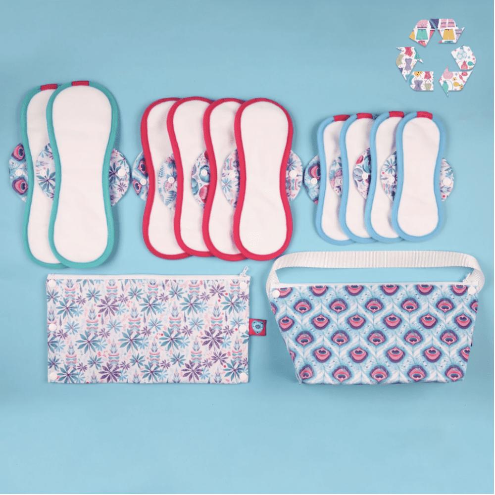 Nora Reusable Sanitary Pads