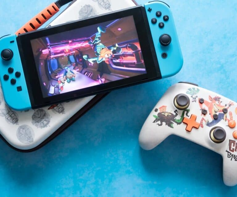 PowerA Nintendo Switch Accessories