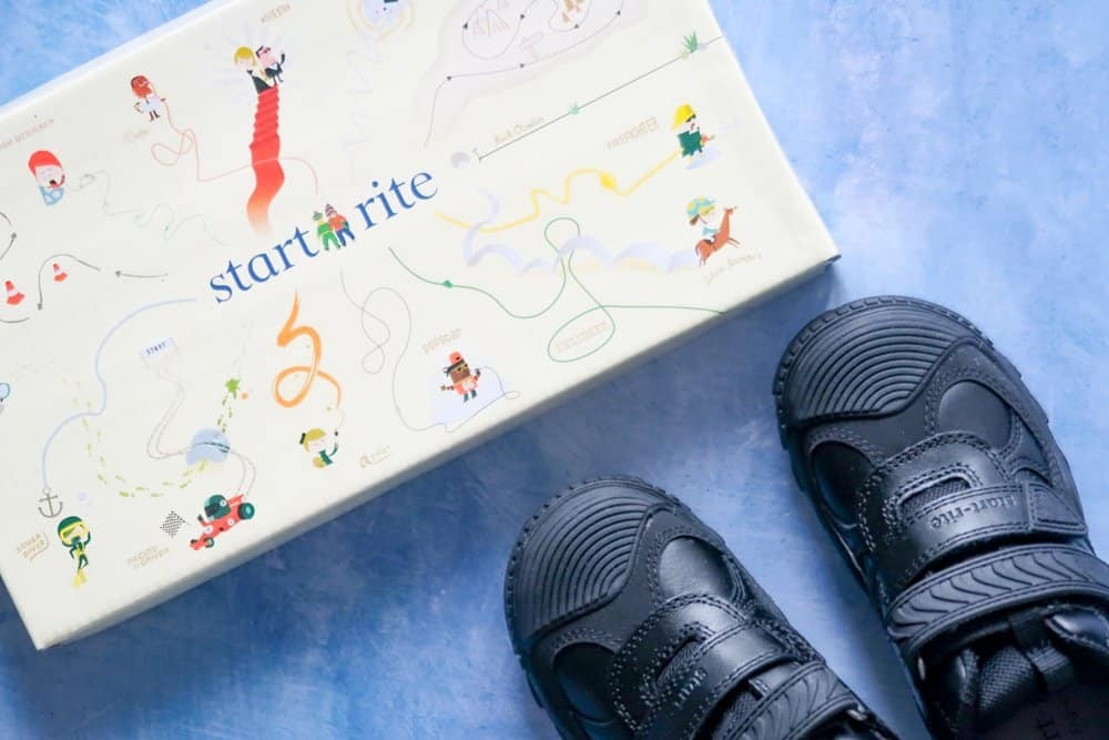 Start Rite school shoes for active kids