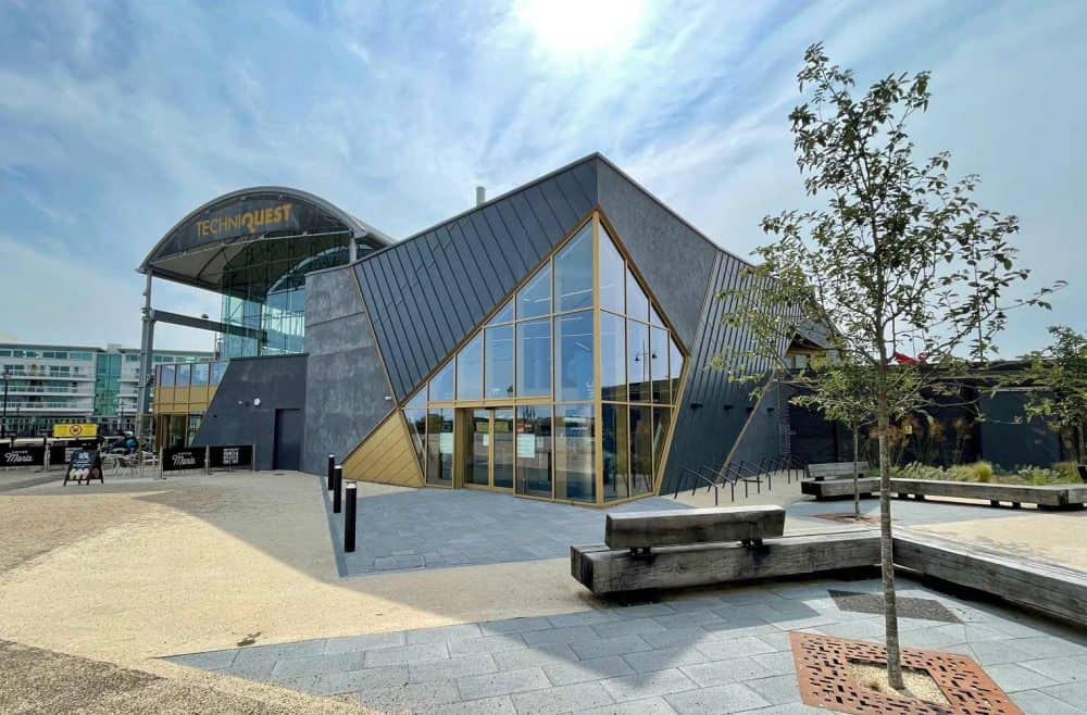 Techniquest - educational attractions in Wales